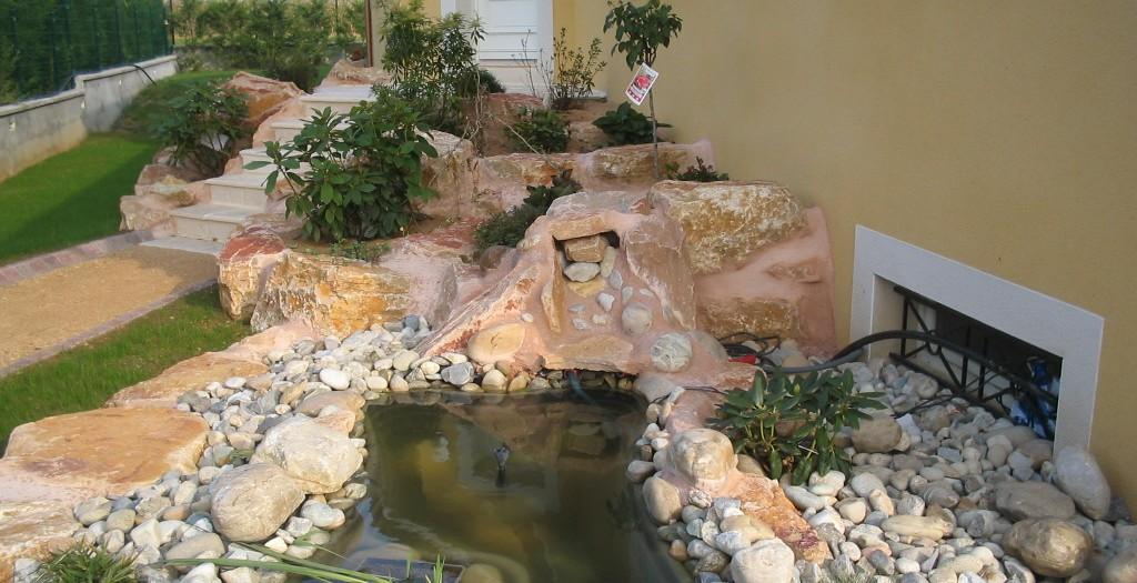 Bassins paysagés et bassins aquatiques