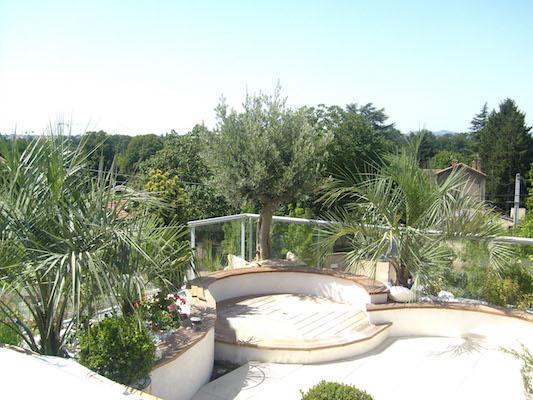 Aménagement terrasses et intérieurs